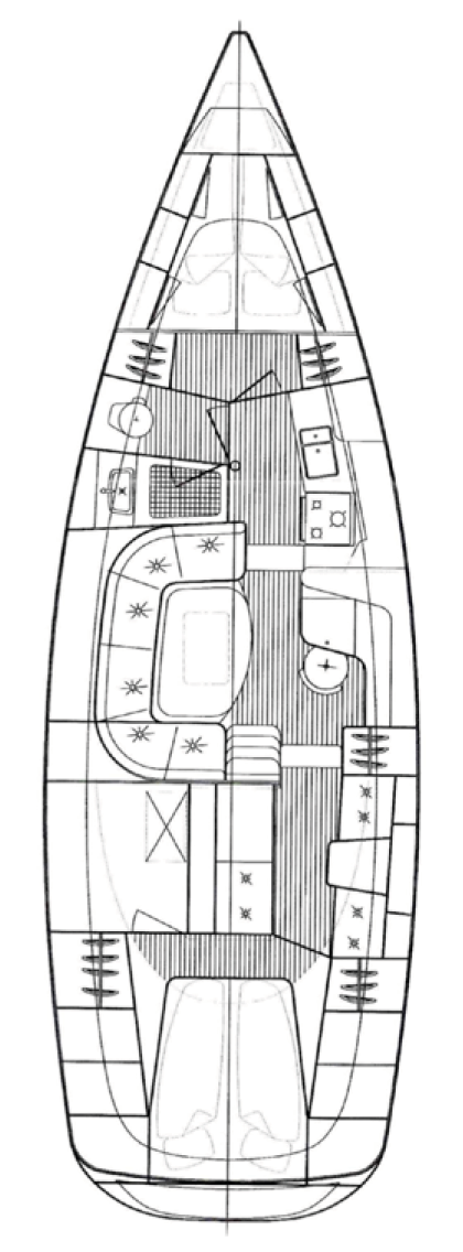 interior arrangement drawing