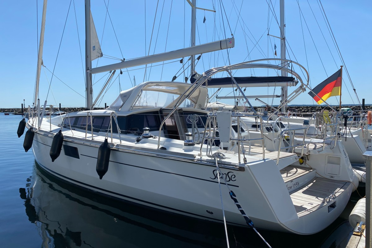 Nordship pre-owned yacht