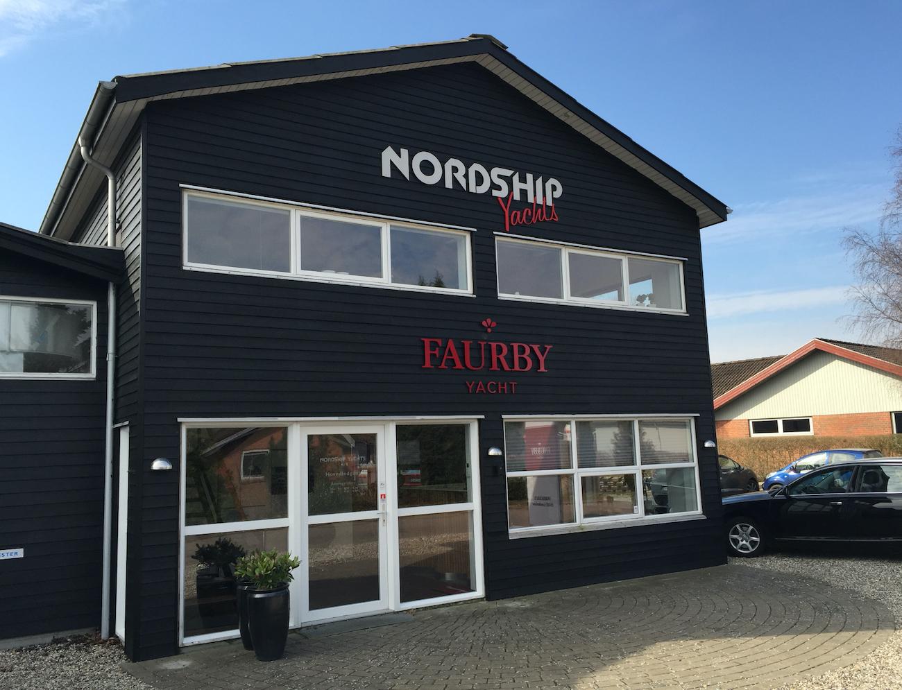 Nordship headoffice