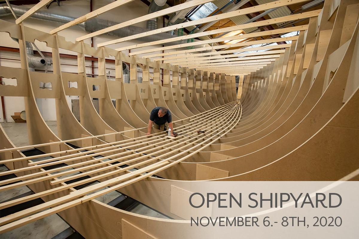 Open Shipyard at Nordship Yachts