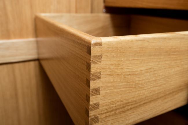 Nordship oak craftsmanship