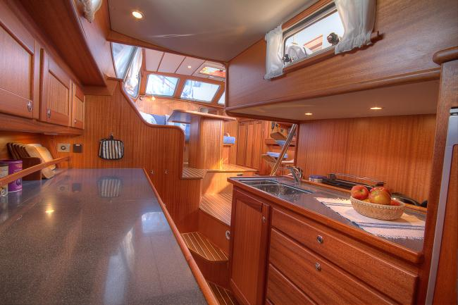 Nordship 430 deck saloon classic