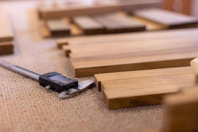 Nordship craftsmanship - work bench