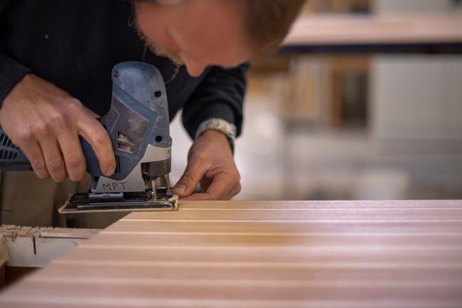 Nordship craftsmanship