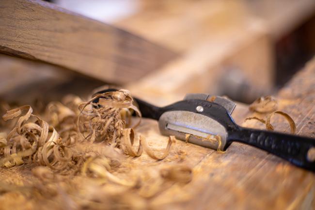 Nordship craftsmanship - planer tool