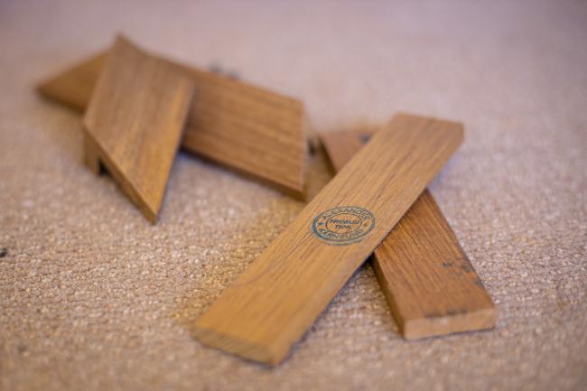 Nordship craftsmanship - high quality teak