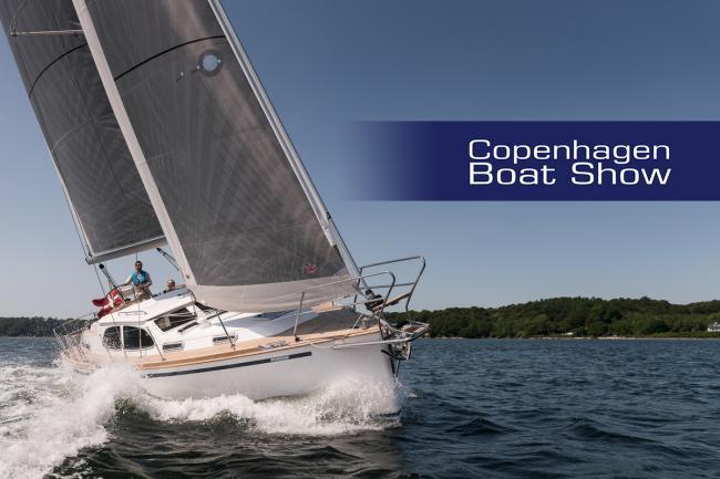 Copenhagen Boat Show - Nordship banner